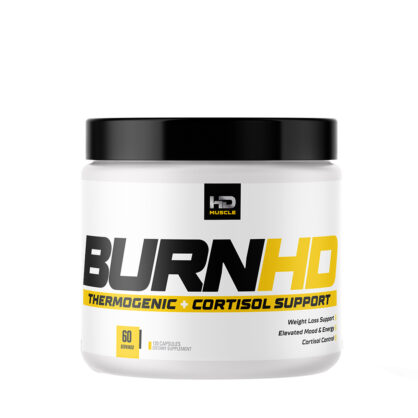 burn hd hd muscle