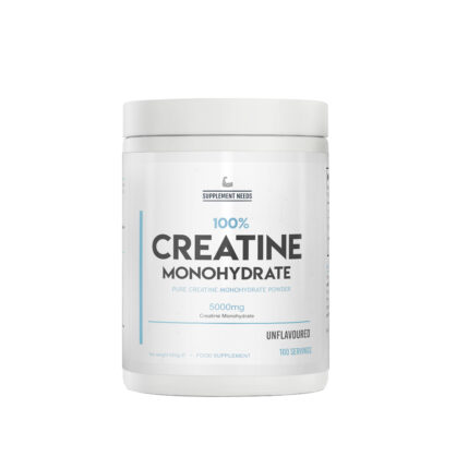 creatine supplement needs
