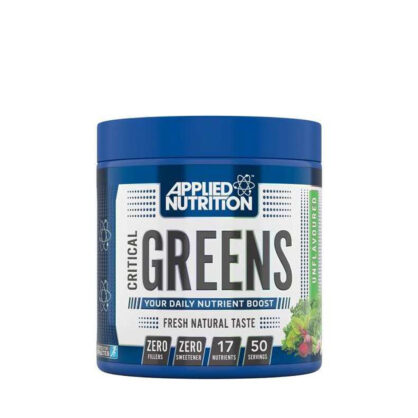 critical greens applied nutrition