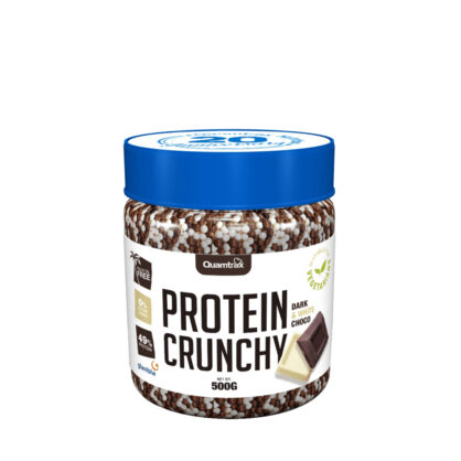 protein crunchy quamtrax