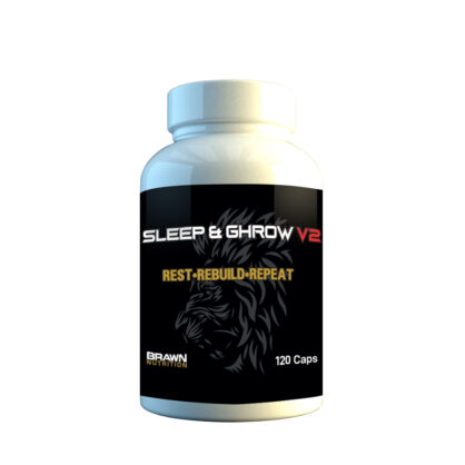 sleep en grow brawn nutrition